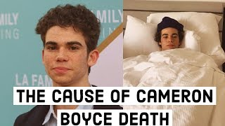 The Actual Cause of Cameron Boyce Death / How Cameron Boyce died