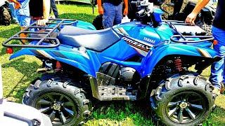 8. 2019 Yamaha ATV/ UTV Lineup! New YXZ coming soon!