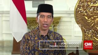Greeting Idul Fitri-Presiden RI, Joko Widodo