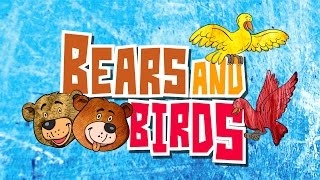Action Video Story for Play School I Bears and Birds