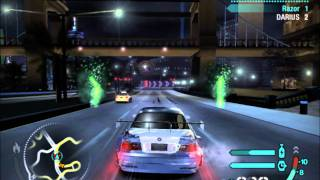 Need for Speed Carbon videosu