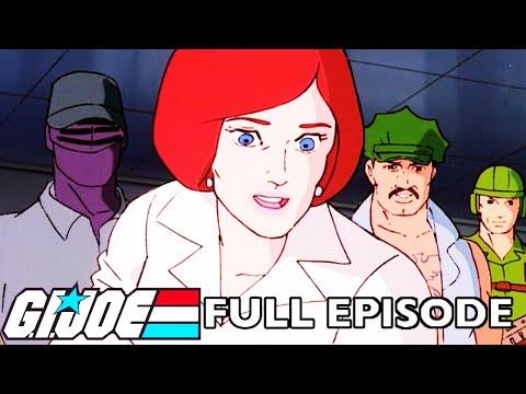 G.I. Joe: A Real American Hero | Battle for the Train of Gold | G.I. Joe Full Episodes