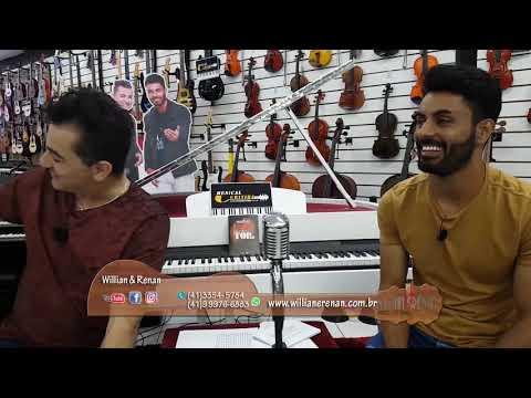 Willian e Renan, a longa história de sucesso da música: \