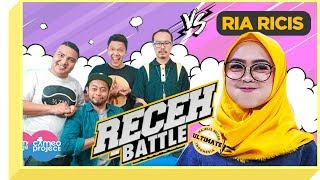Video RECEH BATTLE - ADU GOMBALAN Feat. RIA RICIS + MARISHA CHACHA MP3, 3GP, MP4, WEBM, AVI, FLV November 2018