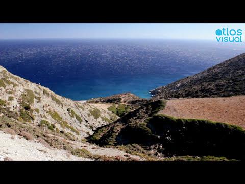 Amorgos, Greece - Mouros - AtlasVisual (видео)