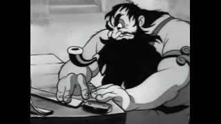 ミッキーの巨人征服  Giantland 1933