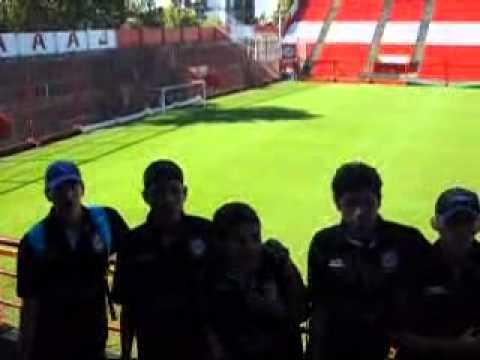 Reportaje al Estadio Diego Armando Maradona