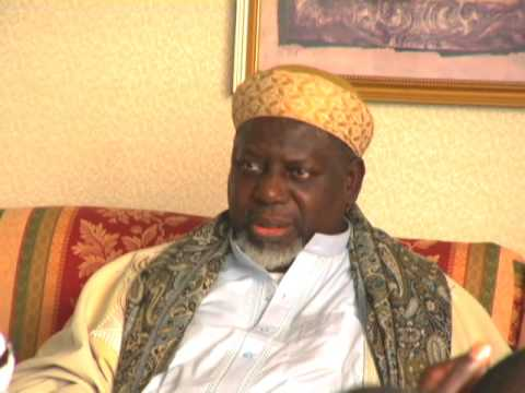 Shaykh Hassan Cisse's (ra) Speech & Advice To His Murids TRAILER (English) Detroit, MI USA 2007 World Tour