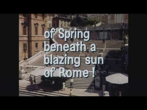 The ROMAN SPRING OF MRS. STONE ORIGINAL TRAILER 1961