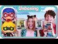Miraculous Ladybug | CHAT NOIR, LADYBUG Y HAWK MOTH Funko Pop! | Unboxing
