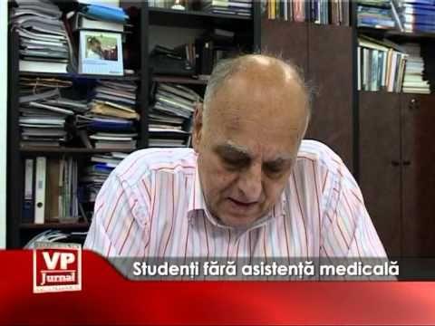 Studenti fara asistenta medicala