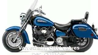 2. 2013 Yamaha Road Star Silverado S -  Info Features Engine Top Speed Specs superbike motorbike