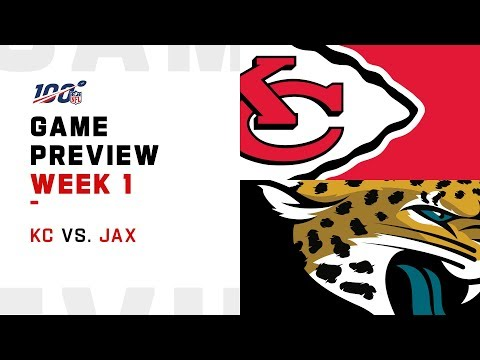 Kansas City Chiefs vs. Jacksonville Jaguars | Week 1 Game Preview | Move the Sticks