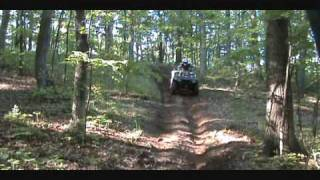 5. 2009 Polaris Sportsman 550 XP Utility ATV Test Ride Review