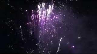 Feuerwerk Explosiv Beispiel 3