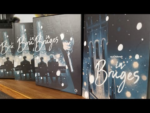 In Bruges Second Sight Films Blu-Ray Unboxing