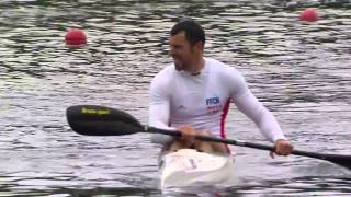2015 Duisburg K1 200m Men Canoe Sprint World Cup 2