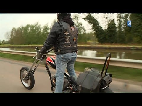 Feuilleton sur la route en Harley Davidson episode 2