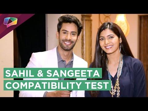 Sahil Uppal and Sangeeta Chauhan Share Their Prank