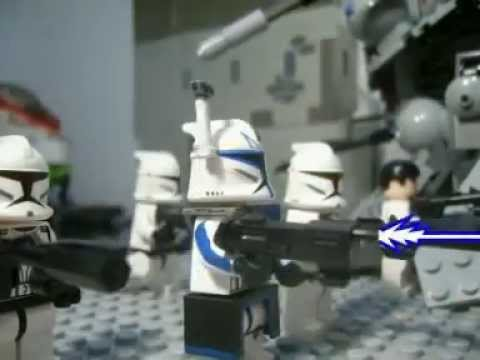 Star Wars Lego Advanced Recon Force
