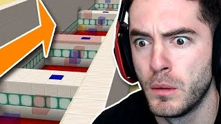 Minecraft: Parkour Except You Can't See It