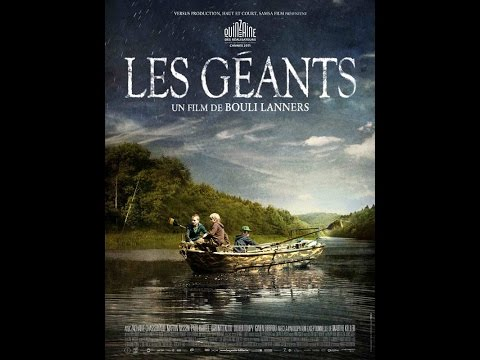 Film : Les Géants / The Giants -  2011