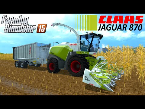 CLAAS JAGUAR 870 v3.0