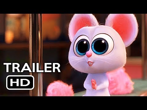 The Nut Job 2: Nutty by Nature Official Trailer #4 (2017) Will Arnett Animated Movie HD