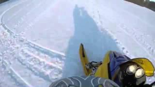 10. ski doo mxz 800