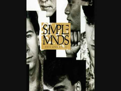"Simple Minds - ""Once upon a time"" 1985"