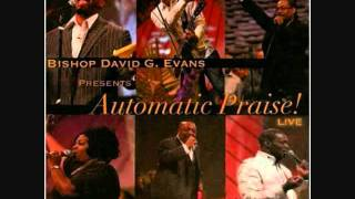 Bishop David G. Evans - I Need A Touch (Feat. Lonnie Hunter)