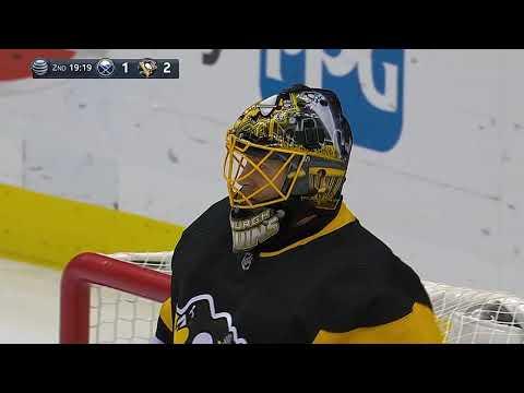 Video: Buffalo Sabres vs Pittsburgh Penguins | NHL | NOV-19-2018 | 20:00 EST