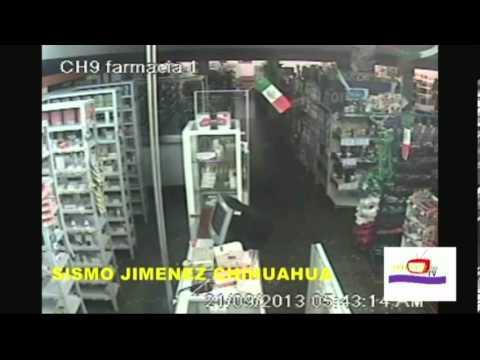 SISMO JIMENEZ CHIHUAHUA 21/SEPT/2013