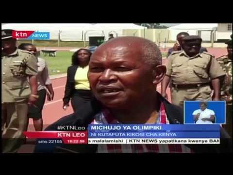 Wanariadha watakao wakilisha Kenya katika olimpiki kuanza ushindani huko Eldoret