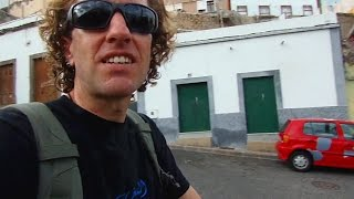 Random exploring in Las Palmas, the main city on Gran Canaria island, Canary Islands, Spain. PLANNING A BUDGET TRAVELING TRIP??