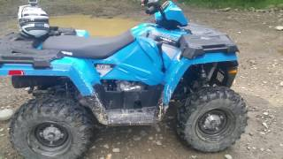 7. 2016 polaris 450 ho review