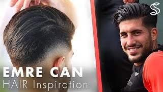 Skin Fade hairstyle for men. How to get your haircut and styling like the famous Football player Emre Can.★ Shop online! http://www.SlikhaarShop.com ★Follow, like, share and more: ⇨ Subscribe! http://bit.ly/SlikhaarTV⇨ Snapchat: SlikhaarTV⇨ Facebook: https://www.facebook.com/SlikhaarTVGroup⇨ Instagram: https://www.instagram.com/slikhaartv/⇨ Twitter: https://twitter.com/SlikhaarTV⇨ Blog: http://www.slikhaarshop.com/news ⇨ Newsletter: http://eepurl.com/B6MqjHAIRCUT MEASUREMENTSSides: 0-1.5-2cmBackhead: 0-1.5-2cmFringe / top front: 8-10cmTop back:  6-8cmPlease let us know what other videos you'd like us to make :DPRODUCTS USED☆ By Vilain SKYLINE ( Hair treatment )https://www.slikhaarshop.com/catalogsearch/result/?q=skyline☆ By Vilain FREESTYLER ( Water spray )https://www.slikhaarshop.com/catalogsearch/result/?q=freestyler☆ By Vilain SIDEKICK ( Pre-styling volume )https://www.slikhaarshop.com/catalogsearch/result/?q=sidekick☆ By Vilain BLOW ( Volume booster)https://www.slikhaarshop.com/☆ By Vilain POWERMADE ( Styling finish )https://www.slikhaarshop.com/powermade-pomade/☆ By Vilain SILVER FOX ( Styling finish )https://www.slikhaarshop.com/catalogsearch/result/?q=silver+foxMusic byLaszlo - Imaginary Friends [NCS Release]https://youtu.be/pXppQviIKCcFollow Laszlo:https://www.facebook.com/LaszloEDMOff...http://soundcloud.com/laszlomusichttp://twitter.com/laszloedmhttp://www.youtube.com/user/laszloedmLocation: Slikhaar Studio Mejlgade 37 - 8000 Aarhus C - DenmarkHairdresser: CsobanBest regardsEmil & Rasmus Vilain AlbrechtsenSLIKHAAR TV TEAMSend all requests to: info@slikhaarshop.com♥ Slikhaar TV is a hairstyling channel for men founded by the twin brothers Emil & Rasmus. We give you new hairstyle inspiration every week: Tutorials, how-to videos, celebrity and footballer hairstyles, and professional tips to optimize your hair and overall style.
