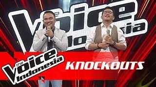 Video Gancar vs Gok | Knockouts | The Voice Indonesia GTV 2018 MP3, 3GP, MP4, WEBM, AVI, FLV September 2019
