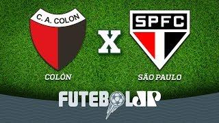 Colón x São Paulo - 16/08/18 - Sul-Americana