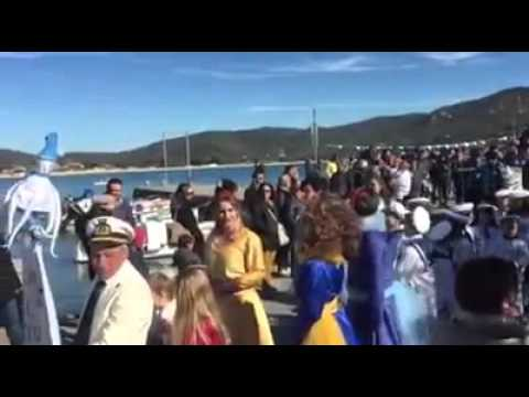 partenza palio - video di Arnaldo Defedilta