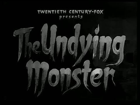 1942 The Undying Monster BluRay Spooky Movie Dave  Mp4