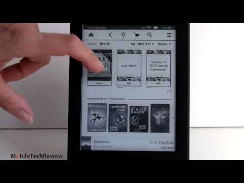 kindle - Lisa Gade reviews the Amazon Kindle Paperwhite ereader with side-lighting. The Paperwhite starts at $119 for the WiFi model and costs $179 for the WiFi+ 3G m...