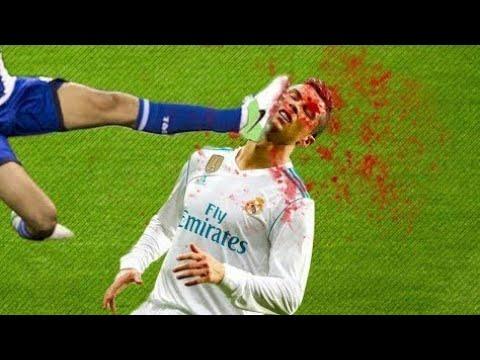 As piores  brutalidade no futebol 🔥