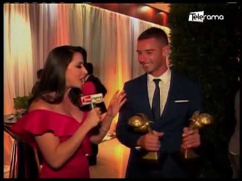 Adrián Gabbarini obtuvo dos premios Gran Bichito del Fútbol   La Muralla