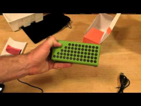 Urge Basics Cuatro Portable Speaker Review