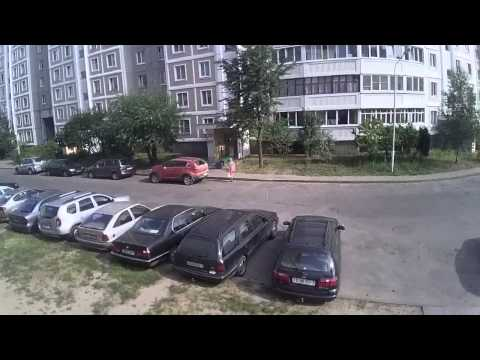 Minsk Drone Video