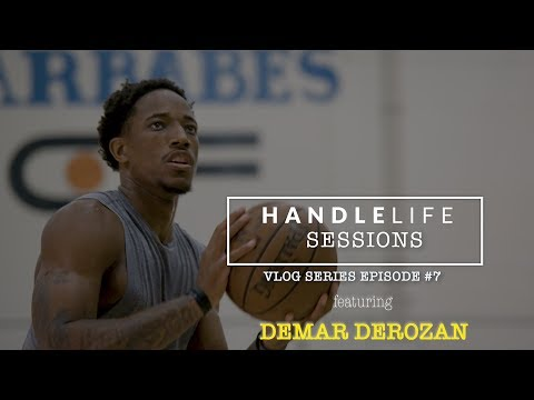 The Next Chapter with the Spurs' DeMar DeRozan   Handlelife Sessions EP #7 (видео)
