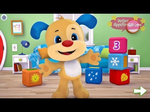 Laugh & Learn First Words Fun 🔤 Free App for Babies & Toddlers