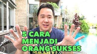 Video 5 Cara Menjadi Orang Sukses | DennySantosoTV EP57 MP3, 3GP, MP4, WEBM, AVI, FLV November 2018