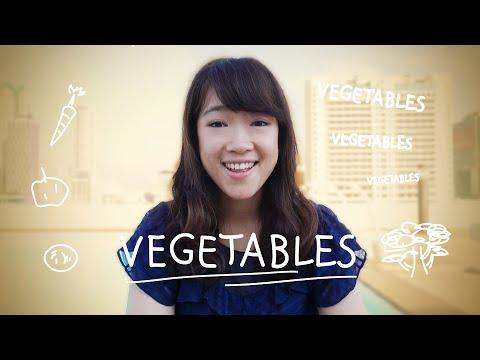 Weekly Thai Words with Ja – Vegetables